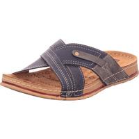 Schuhe Herren Pantoffel Hengst - C00215 schwarz