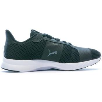 Schuhe Damen Indoorschuhe Puma 191165-01 Schwarz