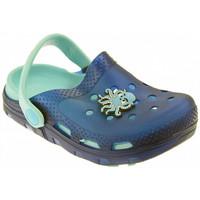 Schuhe Kinder Pantoletten / Clogs De Fonseca ANCONA sandale Multicolor