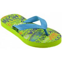 Schuhe Kinder Zehensandalen De Fonseca RIMINI flip flop zehentrenner Multicolor
