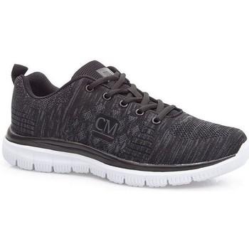 Schuhe Damen Sneaker Low Calzamedi SPORT SCHUHE SCHWARZ