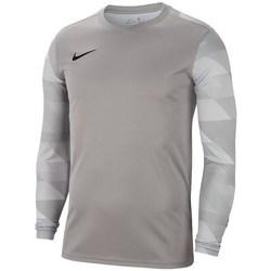Kleidung Jungen Langarmshirts Nike JR Dry Park IV Grau