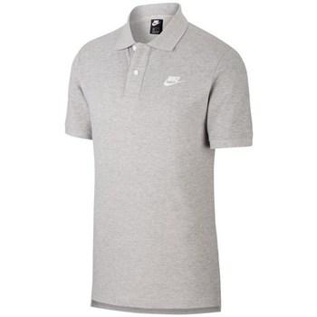 Kleidung Herren Polohemden Nike Matchup Polo Grau