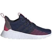 Schuhe Kinder Laufschuhe adidas Originals Questar Flow Dunkelblau