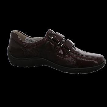 Schuhe Damen Slipper Waldläufer Slipper 496301143/053 053 rot