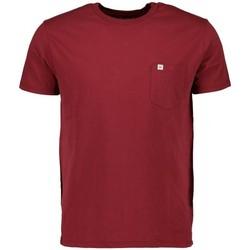 Kleidung Herren Polohemden Scout M/m Pfadfinder-T-Shirt (10584-bordeaux) Bordeaux