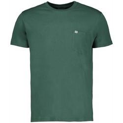 Kleidung Herren T-Shirts Scout M/m T-shirt (10584-grün) Grün