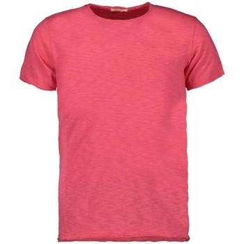 Kleidung Herren T-Shirts Scout M/m Pfadfinder-T-Shirt (10184-rosa) Rose