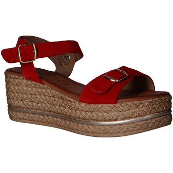 Schuhe Damen Sandalen / Sandaletten Lola Rico 812004 Rojo