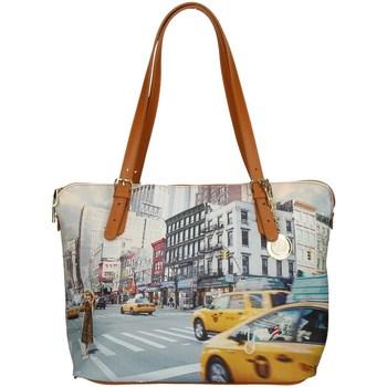 Taschen Damen Reisetasche Y Not? YES-377S0 BROOKLYN-DRUCK