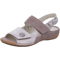 Schuhe Damen Sandalen / Sandaletten Waldläufer Komfort TAGO DENVER 342002-205/629 629 beige