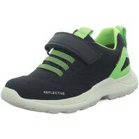 Schuhe Jungen Derby-Schuhe & Richelieu Superfit Klettschuhe Schuh Textil \ RUSH 1-009209-8000 Other