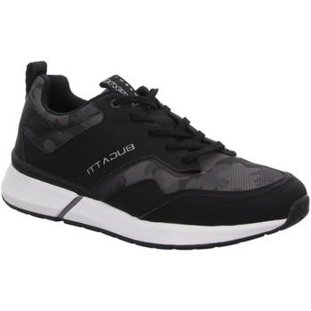 Schuhe Herren Sneaker Bugatti Baleno 342927025069-1081 schwarz