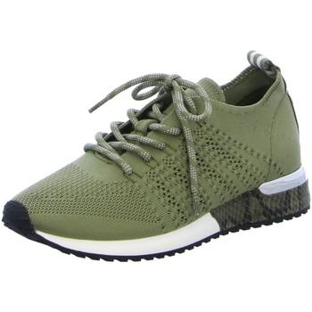 Schuhe Damen Sneaker Low La Strada Schnuerschuhe 1802649/4572 grün