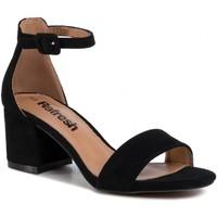 Schuhe Damen Sandalen / Sandaletten Refresh 69539 SCHWARZ