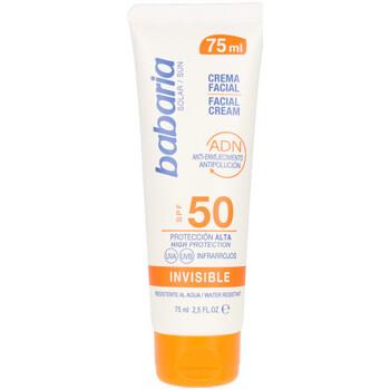Beauty Sonnenschutz & Sonnenpflege Babaria Solar Adn Invisible Crema Solar Facial Spf50  75 ml