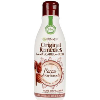 Beauty Spülung Garnier Original Remedies Mascarilla Leche Cacao  300 ml