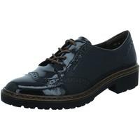 Schuhe Damen Derby-Schuhe & Richelieu Ara Schnuerschuhe 12-16502-81 schwarz