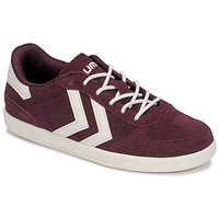 Schuhe Kinder Sneaker Low Hummel VICTORY JR Bordeaux
