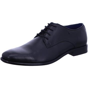 Schuhe Herren Slipper Bugatti Business Mansueto 312961014000100 schwarz