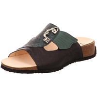 Schuhe Damen Pantoletten / Clogs Think Pantoletten MIZZI 3-000124-0000 schwarz