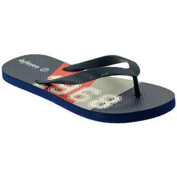 Schuhe Herren Zehensandalen De Fonseca DEFON flip flop zehentrenner Multicolor