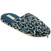 Schuhe Damen Pantoffel De Fonseca ROMA TOP pantoletten hausschuhe Multicolor