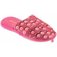 Schuhe Damen Pantoffel De Fonseca ROMA pantoletten hausschuhe Multicolor