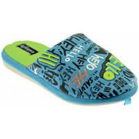 Schuhe Kinder Pantoffel De Fonseca ROMA pantoletten hausschuhe Multicolor
