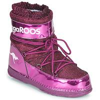 Schuhe Damen Boots Kangaroos K-MOON Violett