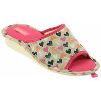 Schuhe Damen Pantoffel De Fonseca TERNI pantoletten hausschuhe Multicolor
