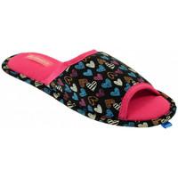 Schuhe Damen Hausschuhe De Fonseca BARI pantoletten hausschuhe Multicolor