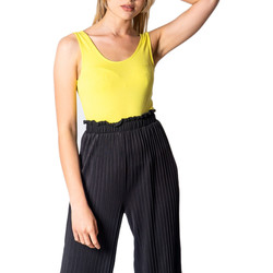 Kleidung Damen Tops / Blusen Noisy May 27005754 Giallo