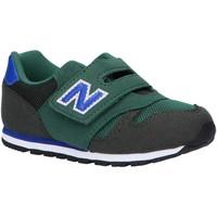 Schuhe Kinder Multisportschuhe New Balance IV373KE Verde