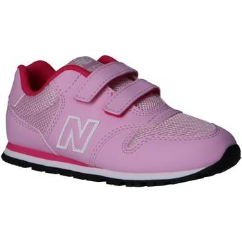 Schuhe Mädchen Multisportschuhe New Balance IV500RK Rosa