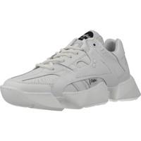 Schuhe Damen Sneaker Low Buffalo 1530112 Weiß