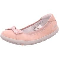 Schuhe Mädchen Ballerinas Vado Halbschuhe ALICE-Ballerina rosa