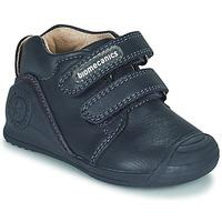 Schuhe Kinder Sneaker Low Biomecanics BOTIN DOS VELCROS Marine