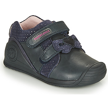 Schuhe Mädchen Sneaker Low Biomecanics BOTIN LAZO Marine
