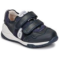 Schuhe Kinder Sneaker Low Biomecanics DEPORTIVO BASICO Marine