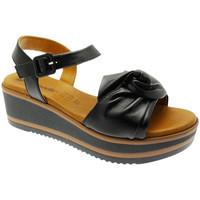 Schuhe Damen Sandalen / Sandaletten Susimoda SUSI29107ne nero
