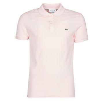 Kleidung Herren Polohemden Lacoste PH4012 SLIM Rose