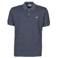 Kleidung Herren Polohemden Lacoste POLO L12 12 CLASSIQUE Blau