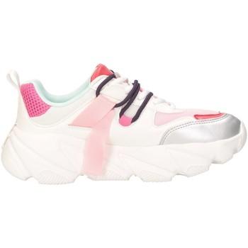 Schuhe Damen Sneaker Low Shop Art SA020052380099 Sneaker Frau MEHRFARBIG MEHRFARBIG