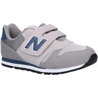 Schuhe Kinder Multisportschuhe New Balance YV373K Blanco