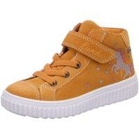 Schuhe Mädchen Boots Lurchi By Salamander High YUNA gelb