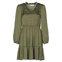 Kleidung Damen Kurze Kleider Betty London NULIE Kaki