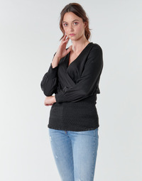 Kleidung Damen Tops / Blusen Betty London NAUSSE Schwarz
