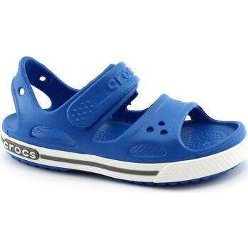 Schuhe Jungen Sandalen / Sandaletten Crocs CRO-RRR-14854-4JN Blu