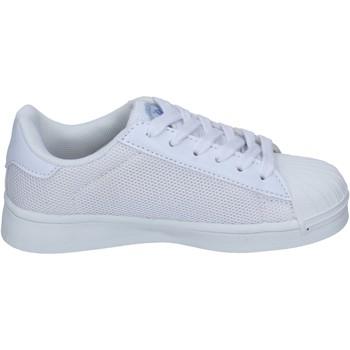 Schuhe Jungen Sneaker Beverly Hills Polo Club sneakers textil weiß